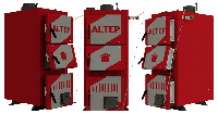 Твердотопливные котлы на дровах для дома CLASSIC/CLASSIC PLUS 20 кВт (автоматика)