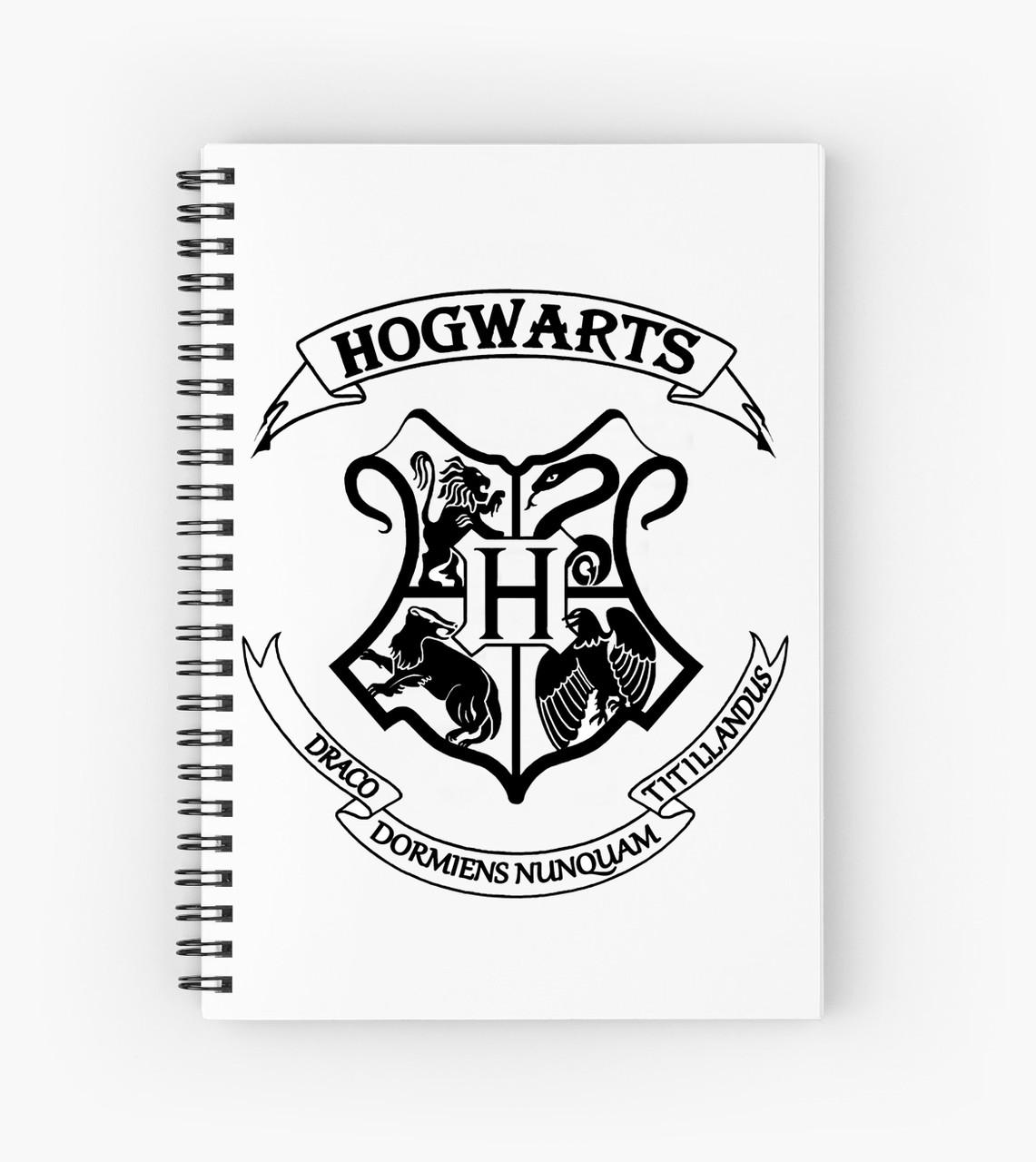 Блокнот Harry Potter, Hogwarts 1