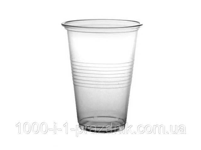 Пластиковый бокал 440 мл 10 шт.