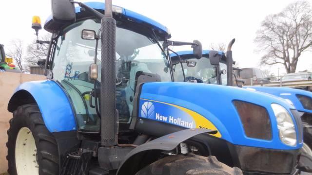 Трактор New Holland T 60801, 2009 г.в.