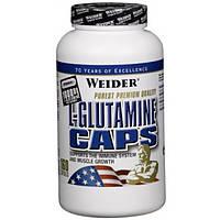 Weider Аминокислоты Weider L-Glutamine Caps, 160 капс.