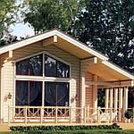Лакокрасочные материалы (ЛКМ) для деревянного домостроения