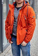 Куртка мужская BLACK VINYL TC19-1393