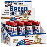 Weider Энергетик Weider Speed Booster Plus, 25 мл х 20 амп. (кола)