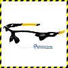 УЦЕНКА! Защитные очки для стрельбы, вело и мотоспорта Silenta TI8000 Clear-yellow (предоплата)