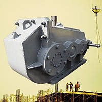 Редуктор цилиндрический ВКУ-610М-14