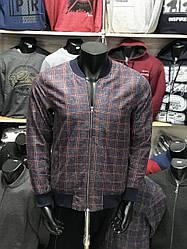 Курточка бомбер рижа
