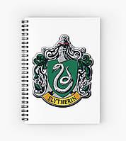 Блокнот Harry Potter, Слизерин 4, фото 1
