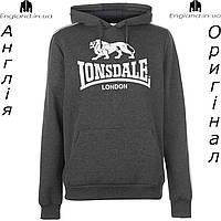 Кофта худи Lonsdale из Англии - для прогулок