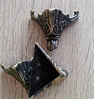 Ножка декоративная для сундучка сапожек, фото 1