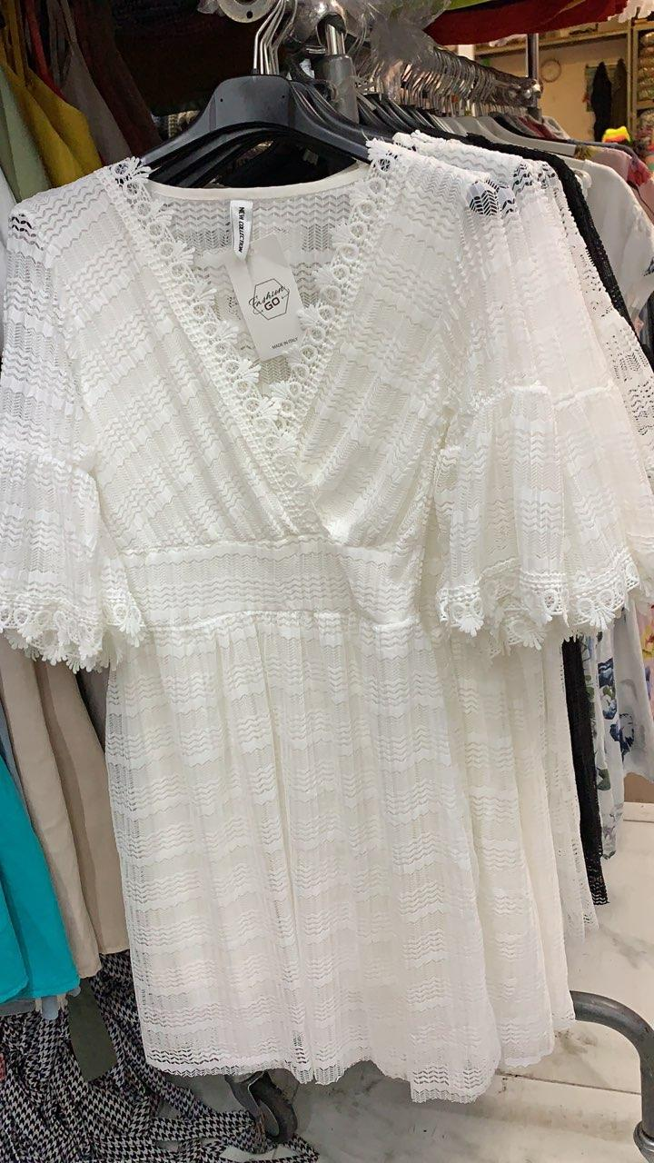 Платье женское ажурное