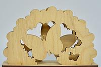 Салфетница  декоративная бабочки