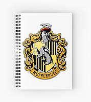 Блокнот Harry Potter, Пуффендуй 6, фото 1