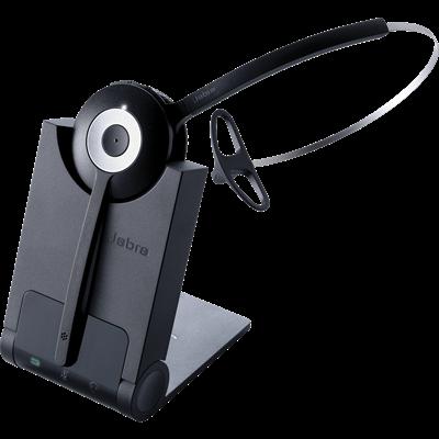 Бездротова DECT гарнітура для офісу Jabra PRO 930 Mono