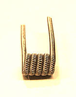Half Staggered Clapton Coil