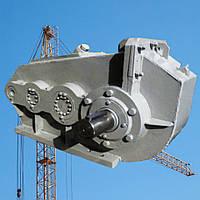 Редуктор цилиндрический ВКУ-610М-40