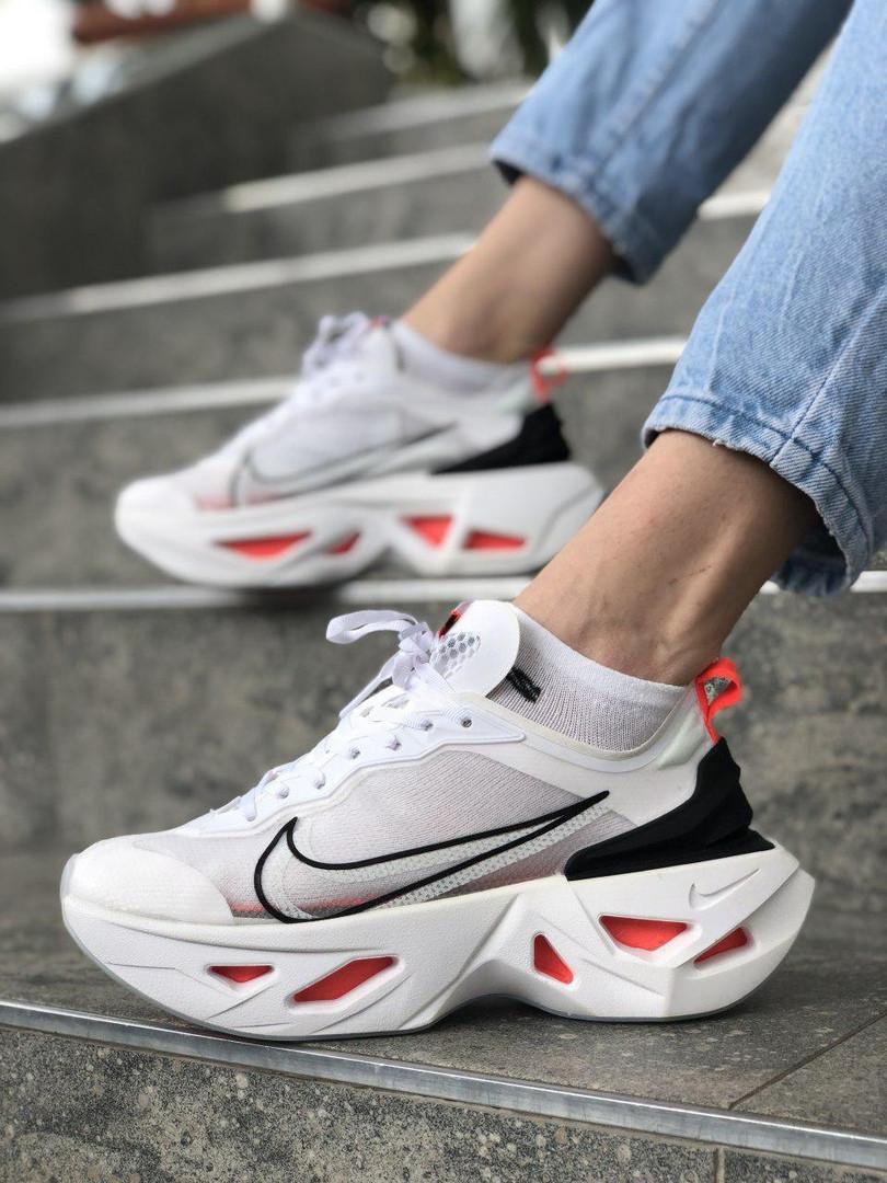 Кроссовки NIKE женские,белые женские кроссовки. ТОП качество!!! Реплика