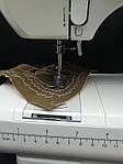 Швейная бытовая машинка FHSM-506 12 В 1 White, фото 3