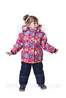 Зимний костюм на девочку Кет (3-5 лет)