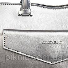 Женская сумка кожаная классическая. Натуральная кожа. Много цветов, фото 3