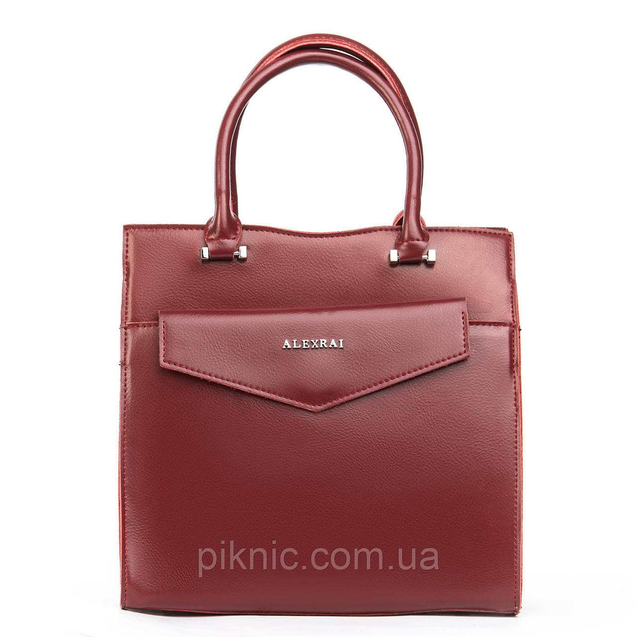 Женская сумка кожаная классическая. Натуральная кожа. Много цветов