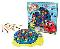 Игра Рыбалка настольная интерактивная семейная Let's Go Fishin', фото 1