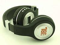 Наушники беспроводные bluetooth microSD FM MP3 471 Black