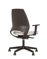 Крісло офісне 4U R 3D black механізм ES хрестовина PL70, тканина CUZ-28 (Новий Стиль ТМ), фото 2