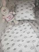 Детское постельное белье Короны
