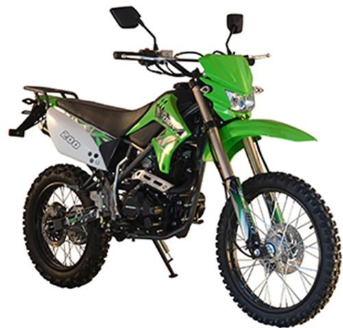 Мотоцикл CRDX-200 (19-16)