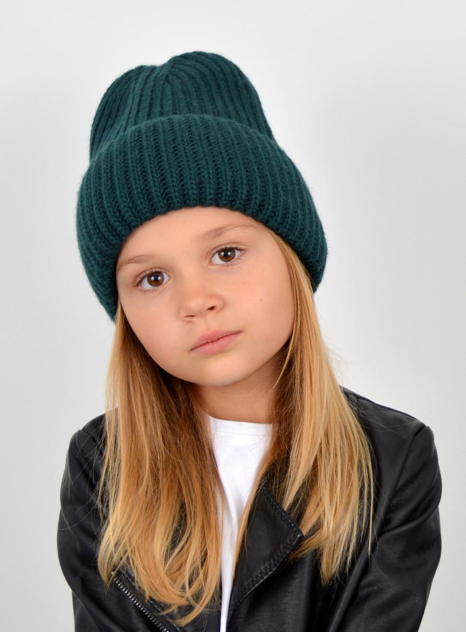 "Детская шапка ""Даша"" бутылка"
