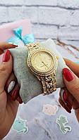 Женские наручные часы Michael Kors копия класса люкс, жіночі годинники Michael Kors (золото/золото), фото 1