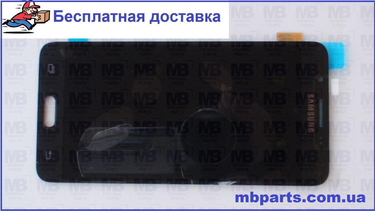 Дисплей с сенсором Samsung J510 Galaxy J5 Black оригинал, GH97-19466B