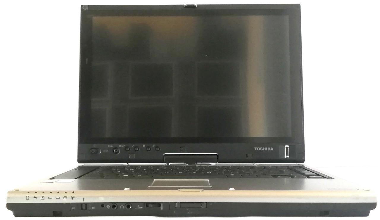 "Ноутбук-трансформер Toshiba Tecra M7 14.1"" Intel Core 2 T7200 2.0 GHz 512 МБ Silver Б/У"