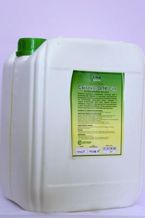 Свитеко ОПК СИП чистящее и моющее средство 10л