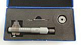 Мікрометр для внутрішніх вимірювань KM-3304-30 (5-30 мм; ±0,010 мм) ноніусний, фото 4