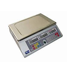 Весы электронные торговые ВТА-60/15-6D-AС (ЖКИ)