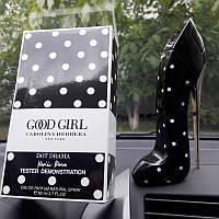 Carolina Herrera Good Girl Dot Drama Collector Edition (Каролина Эррера Гуд Герл Дот Драма) TESTER, 80 мл