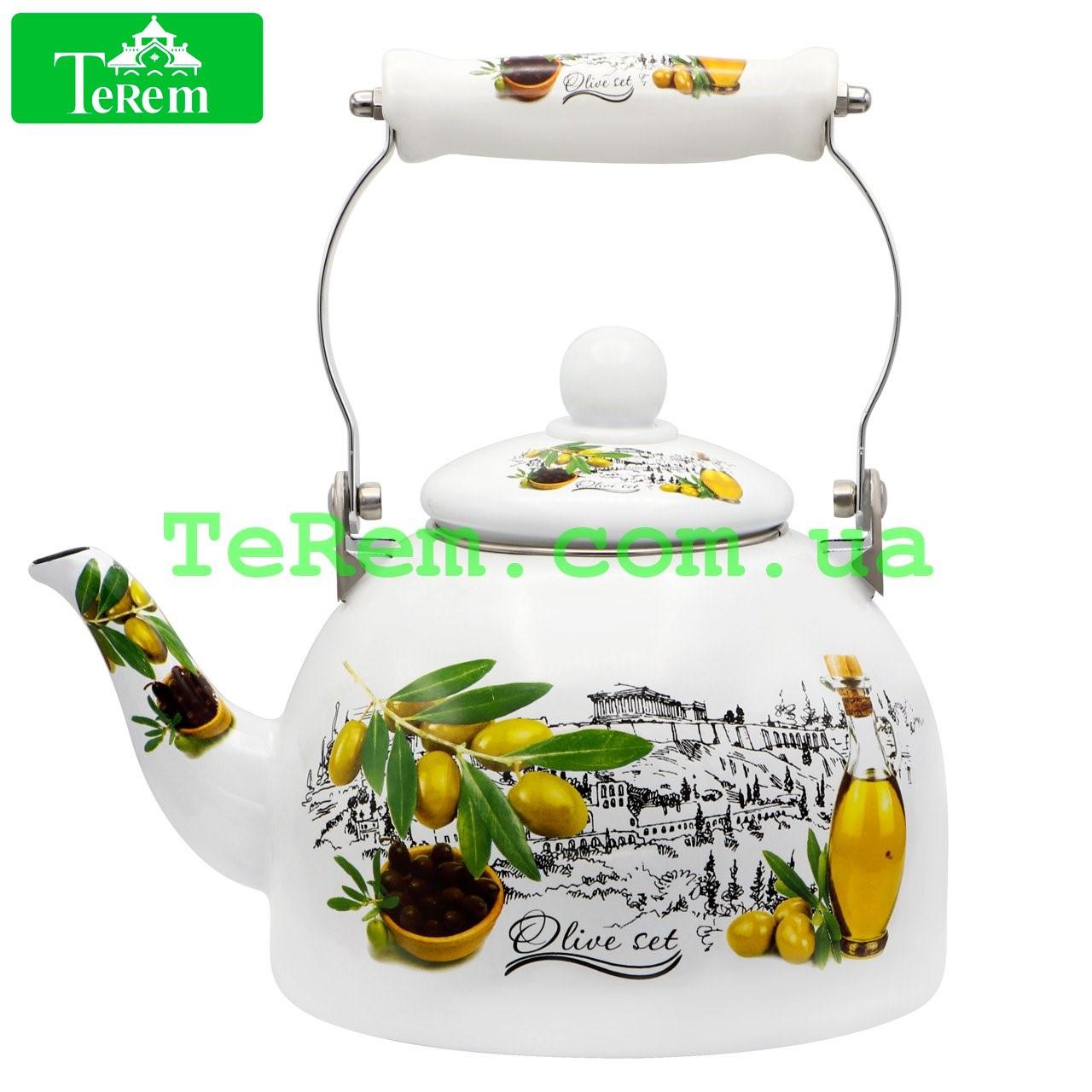Чайник эмалированный Zauberg 2 л 39/L