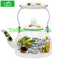 Чайник эмалированный Zauberg 2 л 39/L, фото 1