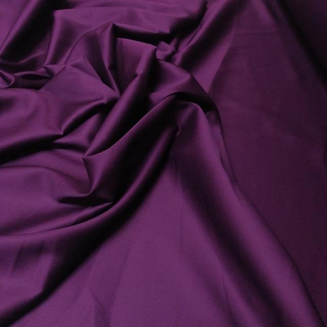 ткань сатин темная слива