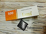 Сигаретные гильзы GAMA 500+500 гильз, фото 5