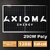 Сонячна батарея AXIOMA energy AXP120-12-156-290 (12BB Half Cell), фото 2