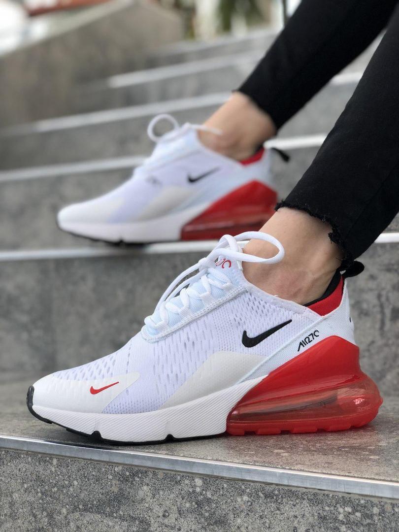 Кроссовки женские Nike Air Max 270. Стильные женские кроссовки Найк.