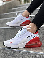 Кроссовки женские Nike Air Max 270. Стильные женские кроссовки Найк. , фото 1