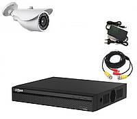 Комплект видеонаблюдения за автомобилем через интернет