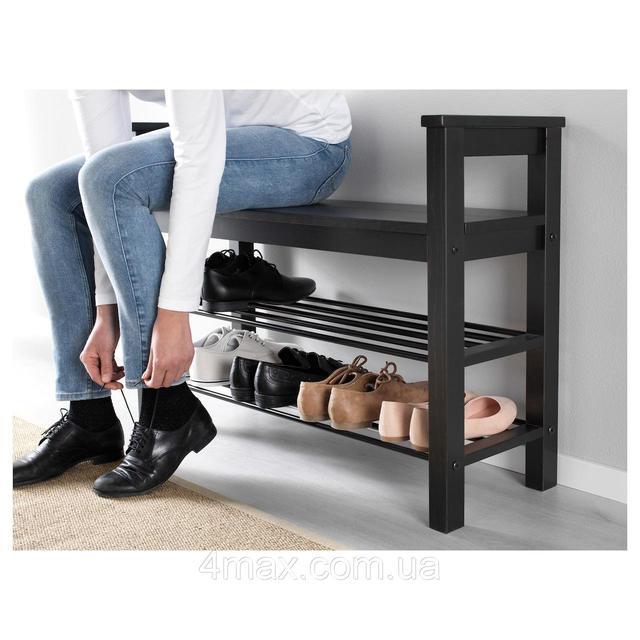 Хранение обуви и одежды