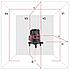 Лазерный нивелир ADA Proliner 4V (A00474), фото 2