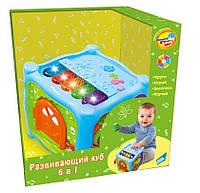 Развивающий куб Mommy Love 6 в 1 0913-38