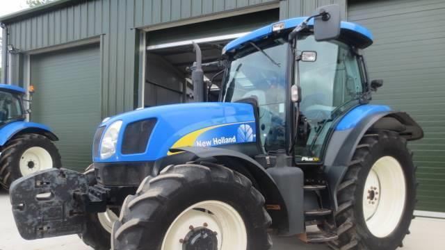 Трактор New Holland T 60301, 2008 г.в.
